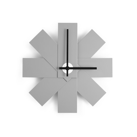 Normann Copenhagen - Watch Me Wall Clock, grey