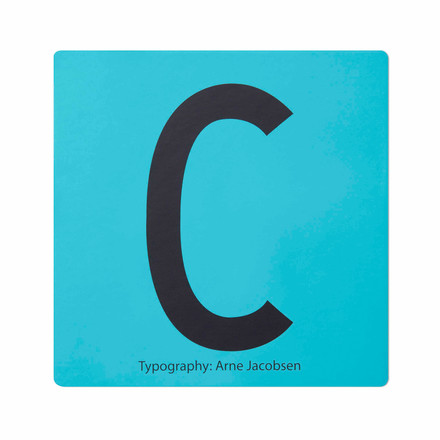 Design Letters - AJ Memory Game, tile C