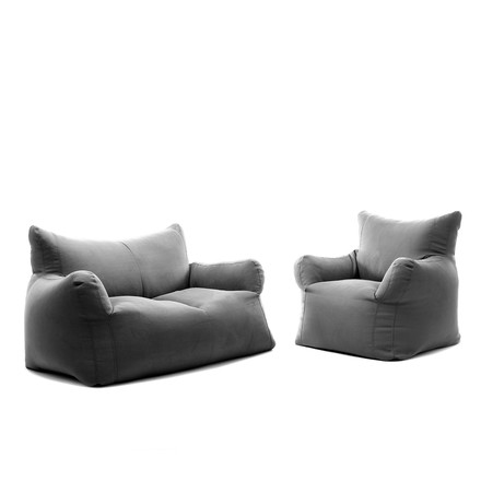 Checker XL Sofa and Armchair Indoor by Sitting Bull