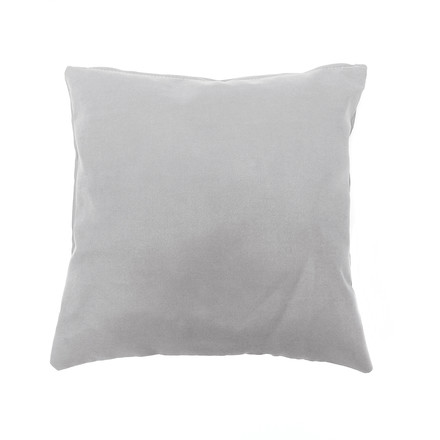 Shell Cushion Outdoor by Sitting Bull in light grey