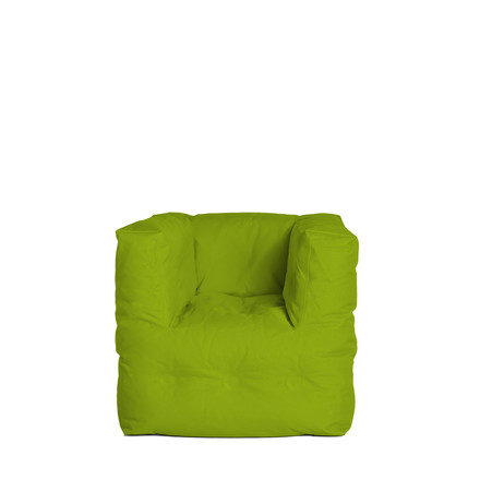 Couch I Armchair by Sitting Bull in green