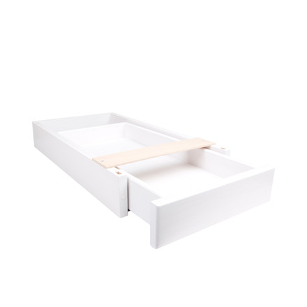 Ziggy drawer by de Breuyn in small in colour white