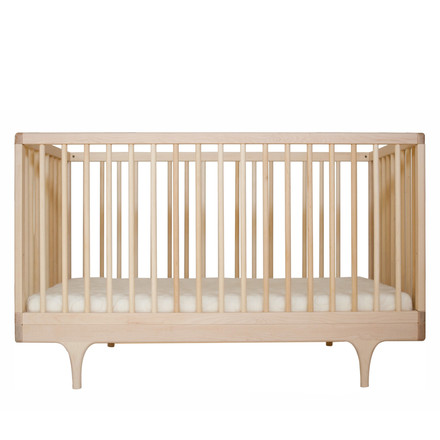Baby and Children's Bed Caravan by Kalon made from maple