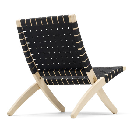 MG501 Cuba Chair by Carl Hansen oak / black