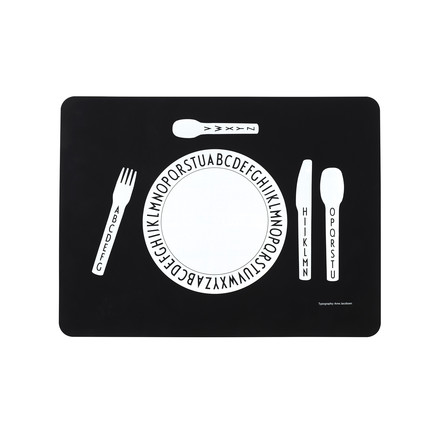 AJ Placemat by Design Letters