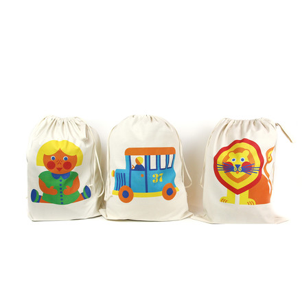 Bag for Toys from byGraziela