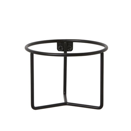 Plant Holder by ferm Living in black