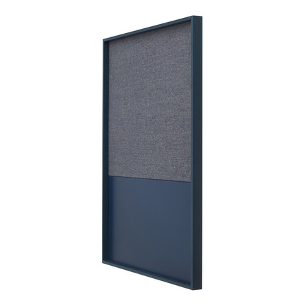 Frame pin board by ferm Living in blue