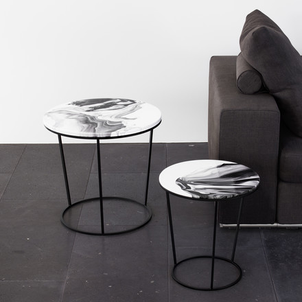 Chiara Side Table by Pulpo
