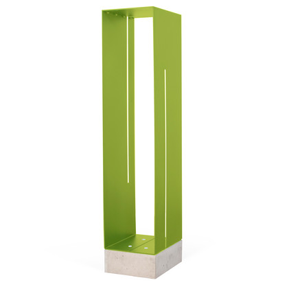 Manhattan Shelf by Röshults in lime