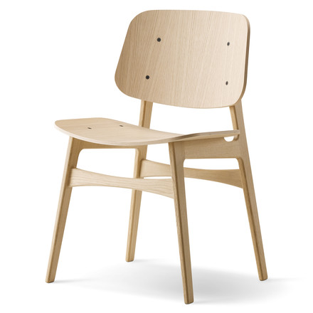 Søborg Chair by Fredericia in oak
