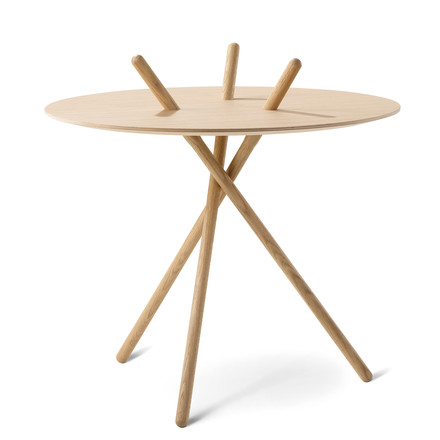 Micado Side Table by Fredericia in Oak