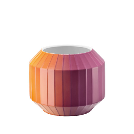 The Hot Spot vase in Juicy Purple, 16cm by Rosenthal