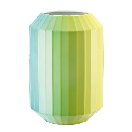 The Hot Spot vase in Lime Flush, 28cm by Rosenthal