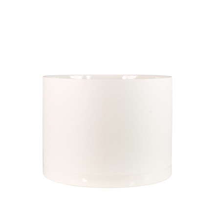 Menu - Cylindrical Planter S, white