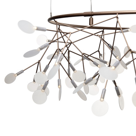 Heracleum Small Big O Pendant by Moooi