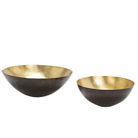 Form Bowl Deep Set of 2 by Tom Dixon
