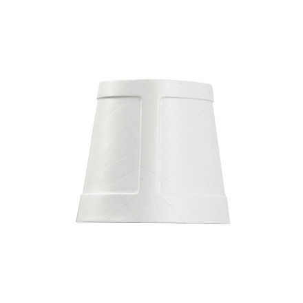 Spare lampshades for the Paper Chandelier L pendant lamp by Moooi in white