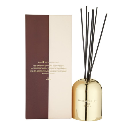 Scent Diffuser Orientalist with packaging by Tom Dixon