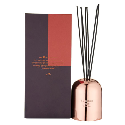Scent Diffuser London with packaging by Tom Dixon