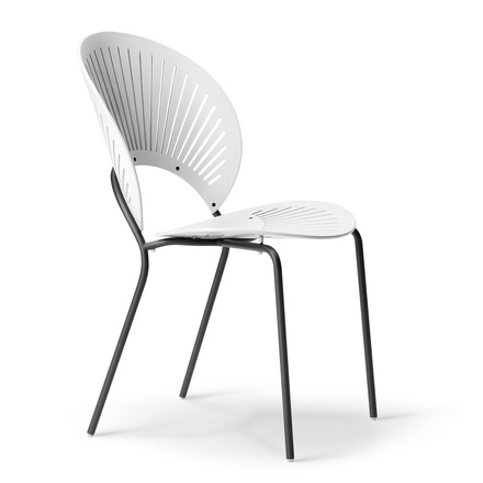 Trinidad Chair by Fredericia in White