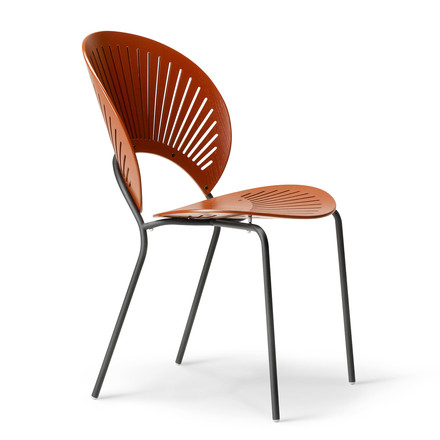Trinidad Chair by Fredericia in Red