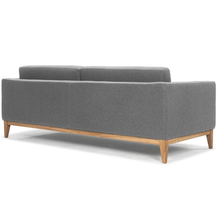 The Day Sofa by Design House Stockholm in light grey