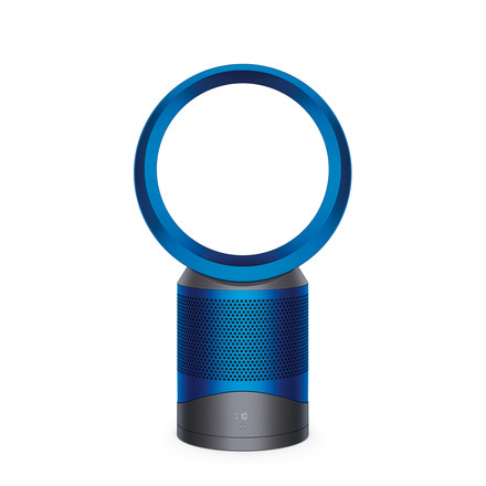 Dyson - Pure Cool Link Desk Purifier, anthracite / blue