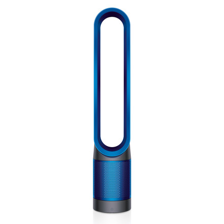 Dyson - Pure Cool Link Purifier Tower, anthracite / blue
