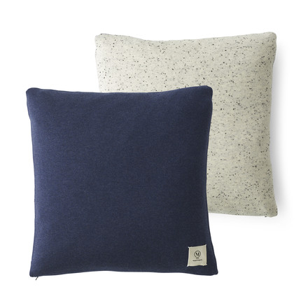 The Color Pillow from the Menu - Nepal projects in blue / light grey