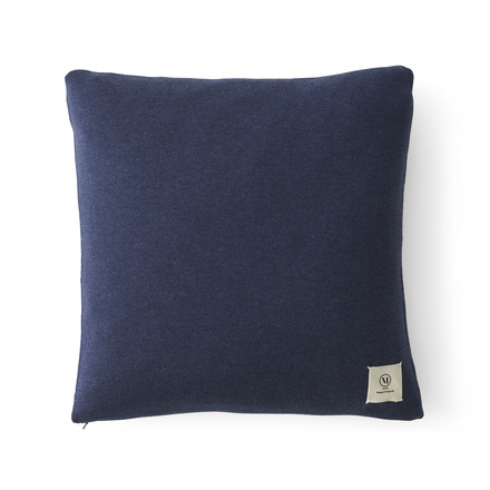 Menu - Nepal projects, Color Pillow, blue / light grey