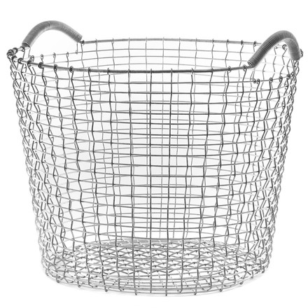Classic 50 Wire Basket made of stainless steel by Korbo