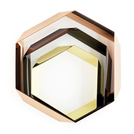 Hexagon Trivets in three sizes