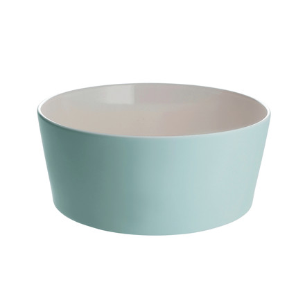 Alessi - Tonale Salad Bowl, light green