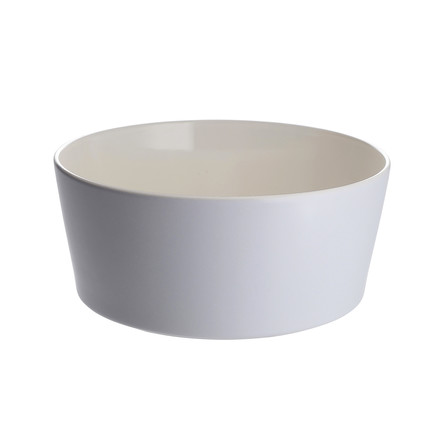 Alessi - Tonale Salad Bowl, light blue