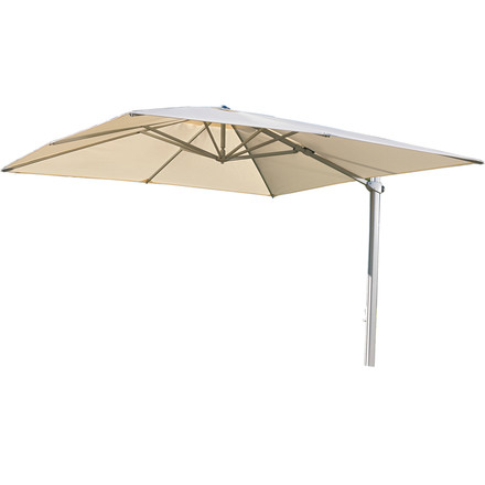 Rectangular Hanging Parasol 300 x 300cm by Weishäupl from Dolan nature