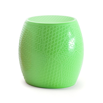 Roy stool by Kartell in green