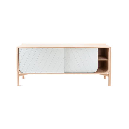 Marius Sideboard by Hartô in light grey