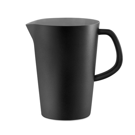 Krenit Carafe 1 l of capacity in grey by Normann Copenhagen