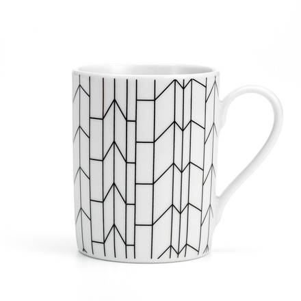 The Coffee Mug, Graph from Vitra