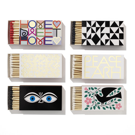 Variety of Matchboxes by Vitra