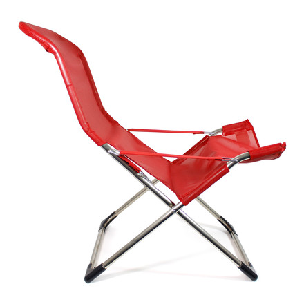 Fiam - Fiesta Easy Chair in red
