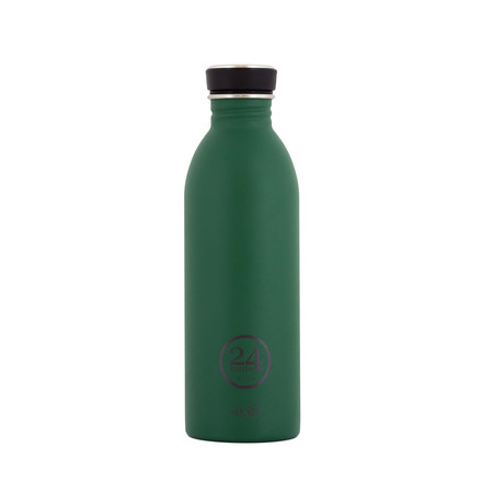 Stone Finish 0.5 l jungle green by 24Bottles
