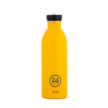 24Bottles - Stone Finish 0.5 l, safari khaki