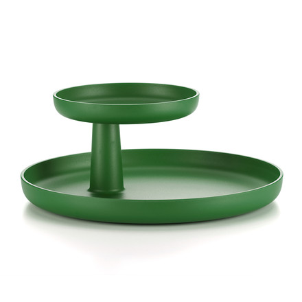 Vitra - Rotary Tray, palm green