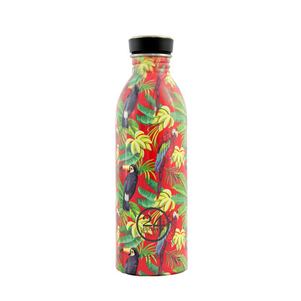 "Tropical water bottle ""Carioca"" by 24Bottles"