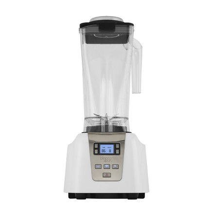 Bianco - Piano High-Performance Blender, white