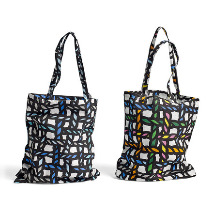 The Hay - Tote Bag by RW in Blue and multi-coloured