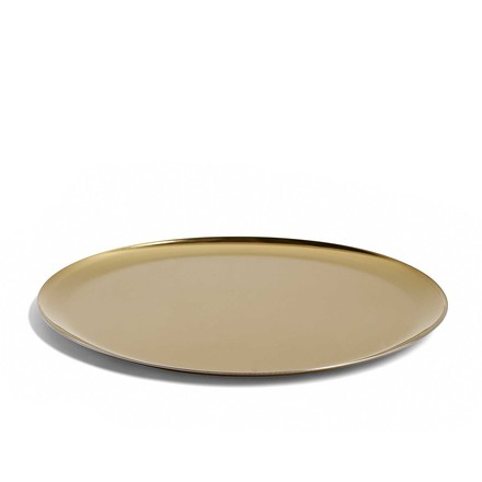 Hay - Serving Tray in Gold
