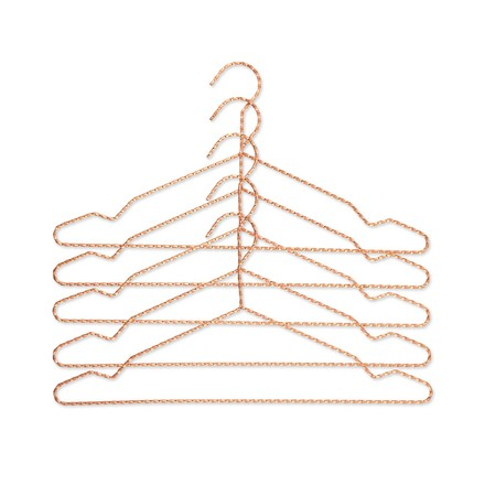 The Hay - Twisted Hanger Set set of 5